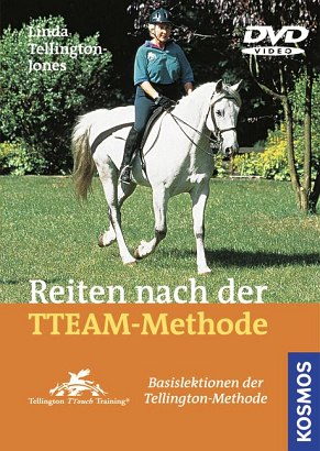 Linda Tellington-Jones: Reiten nach der TTEAM-Methode (DVD)