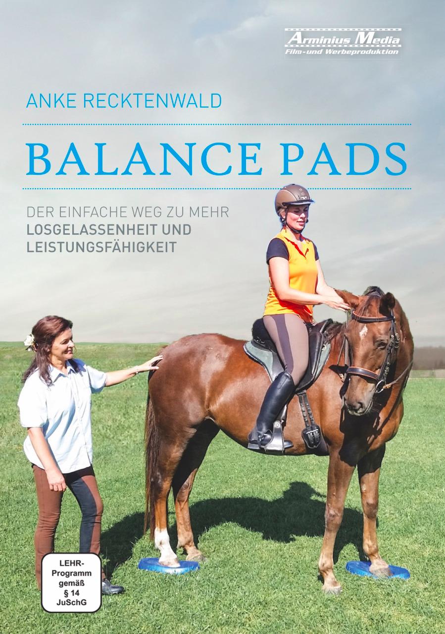 DVD ANKE RECKTENWALD: BALANCE PADS