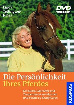 Linda Tellington-Jones: Die Persönlichkeit Ihres Pferdes (DVD)